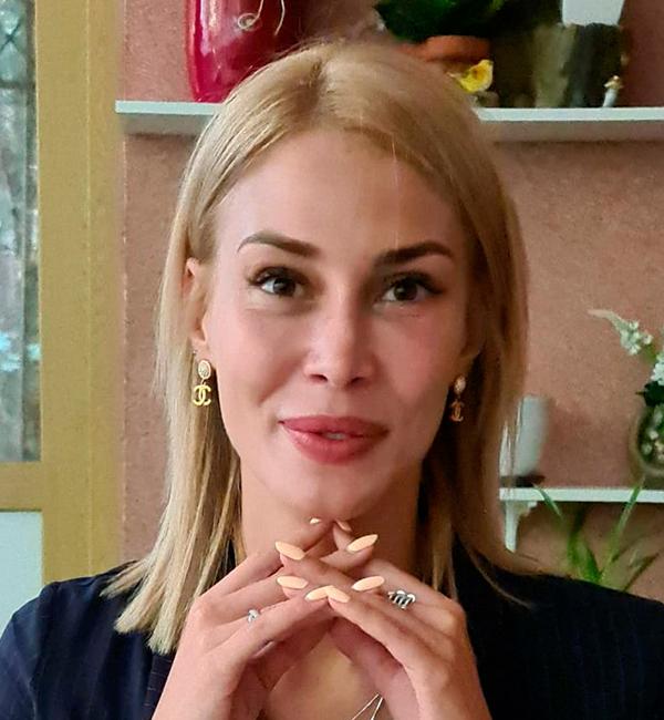 Диана Дмитриевна ИЛЮМЖИНОВА