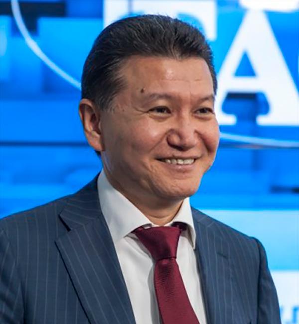 Кирсан Николаевич ИЛЮМЖИНОВ