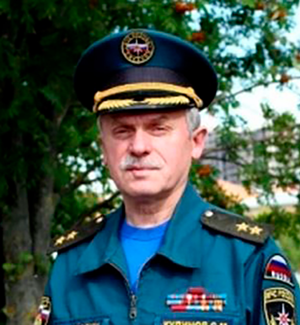 Сергей Михайлович КУДИНОВ